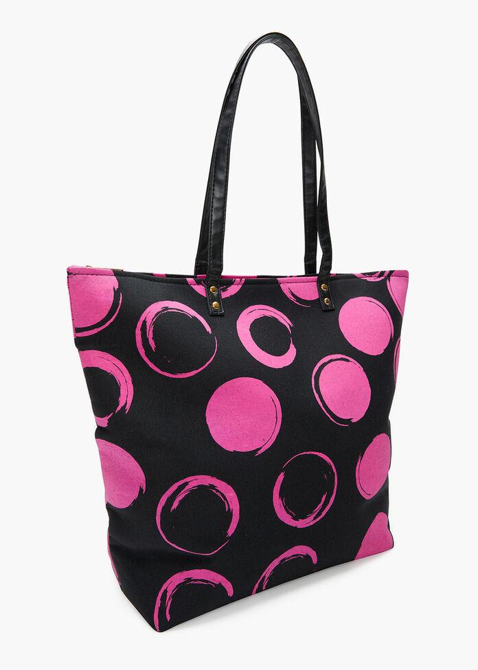 Spotty Tote Bag, , hi-res