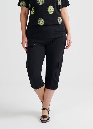 Holiday Crop Pant