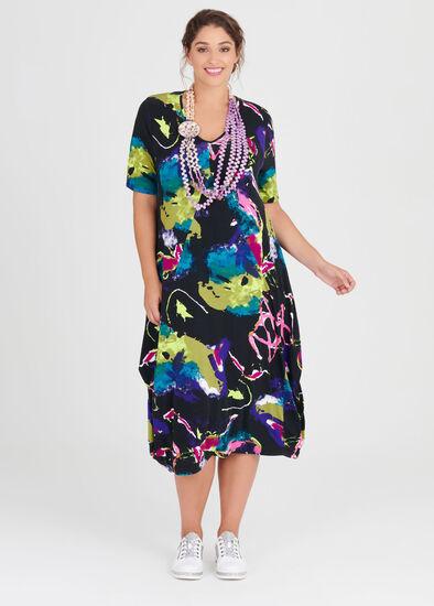 Bold Bamboo Dress