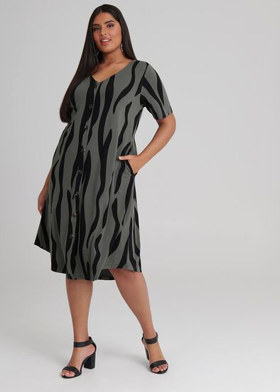Serengeti Dress