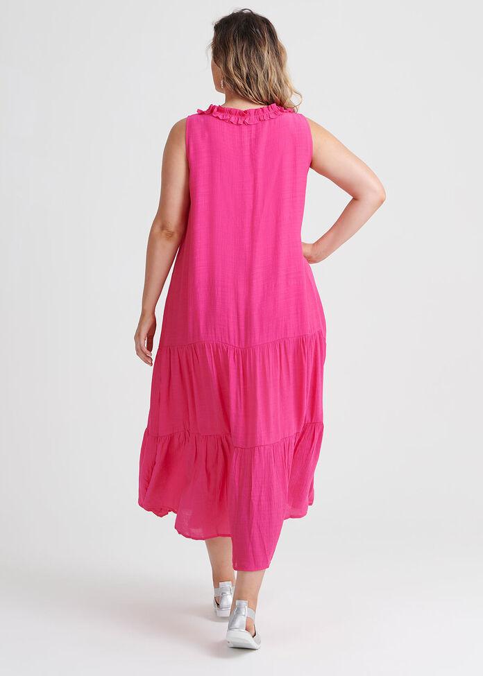 Escape With Me Maxi Dress, , hi-res