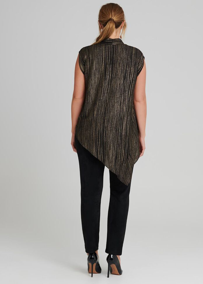Linear Wrap Top, , hi-res