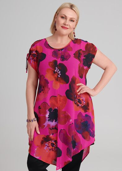 Chelsea Floral Tunic
