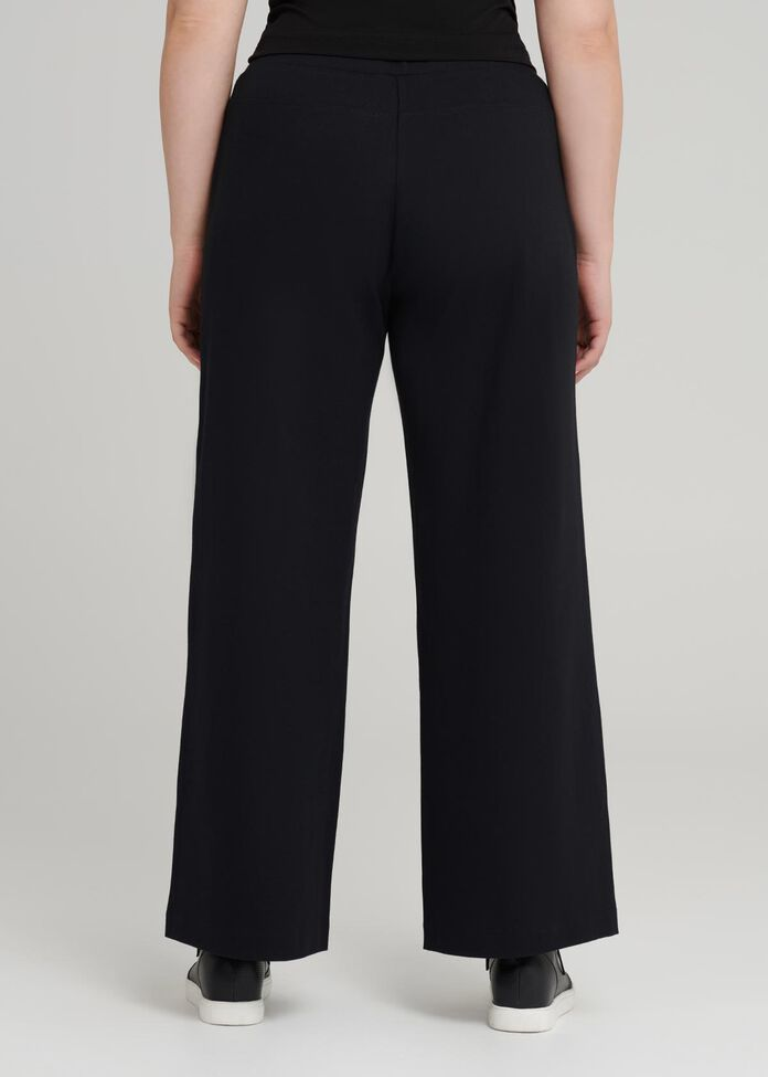 Coco Luxe Wide Leg Pant, , hi-res