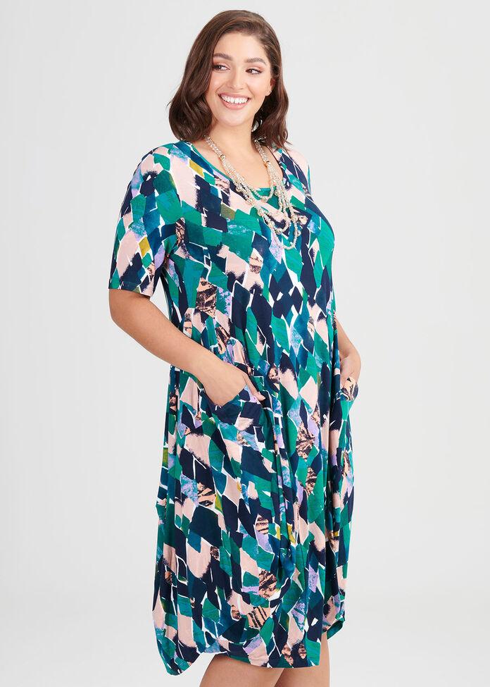 Gem Bamboo Dress, , hi-res
