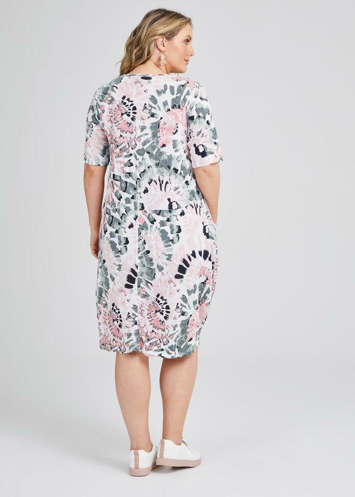 Ambience Bamboo Midi Dress, , hi-res