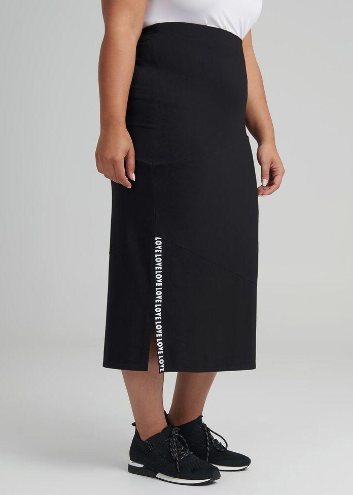 Bamboo Je Taime Skirt, , hi-res