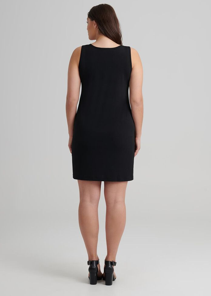 Luna Base Slip Body Dress, , hi-res