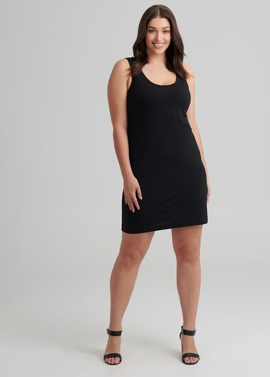 Luna Base Slip Body Dress
