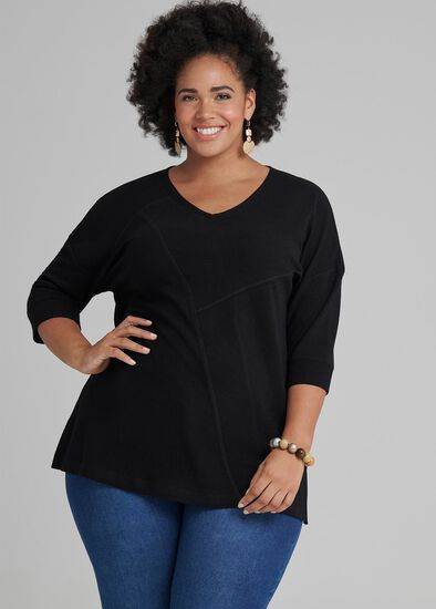 Off Duty Rib Top