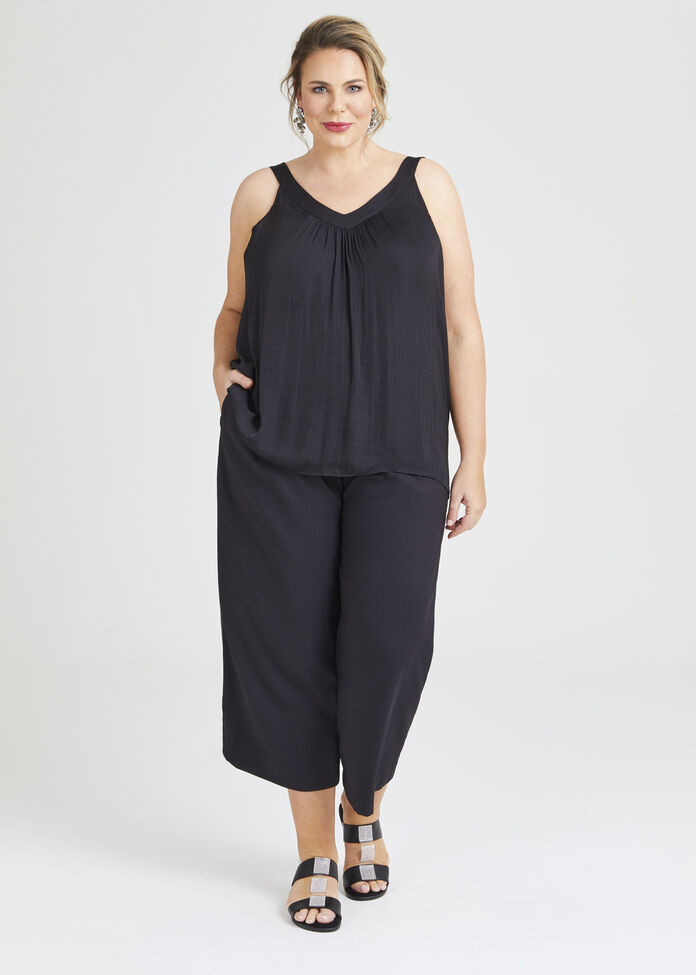 Chic Luxe Cami, , hi-res