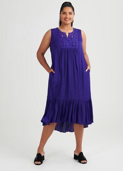 Luxe Boho Dress