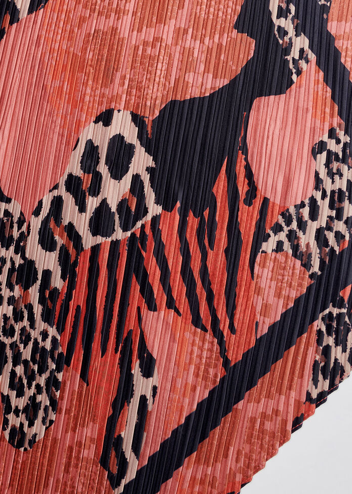 Zoology Square Scarf, , hi-res