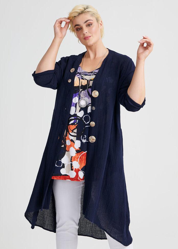 Saltwater Linen Shirt, , hi-res