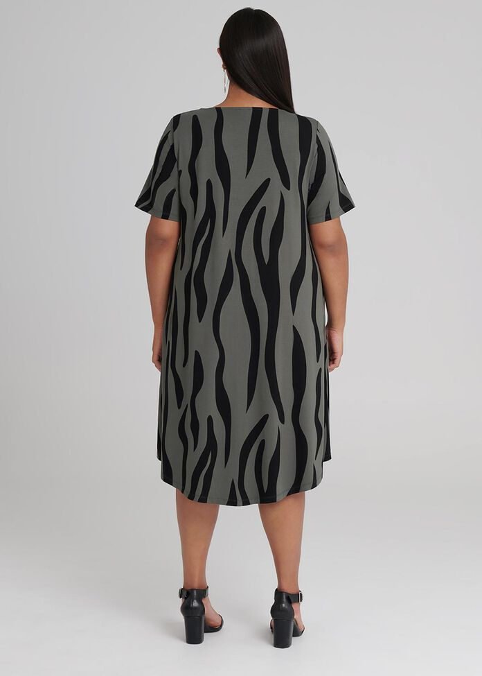 Serengeti Dress, , hi-res