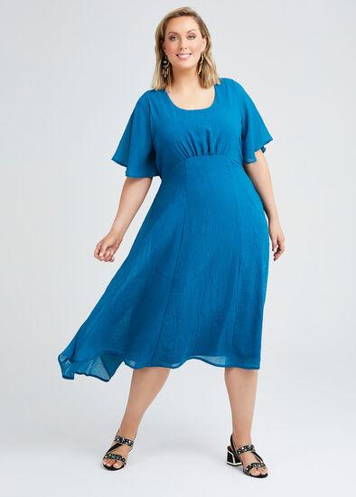 Margarita Tiered Maxi Dress