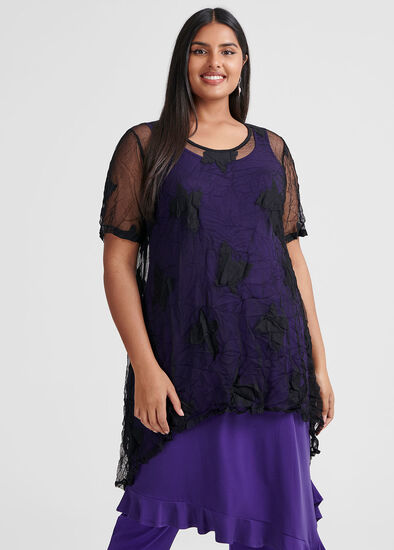 Madame Butterfly Tunic