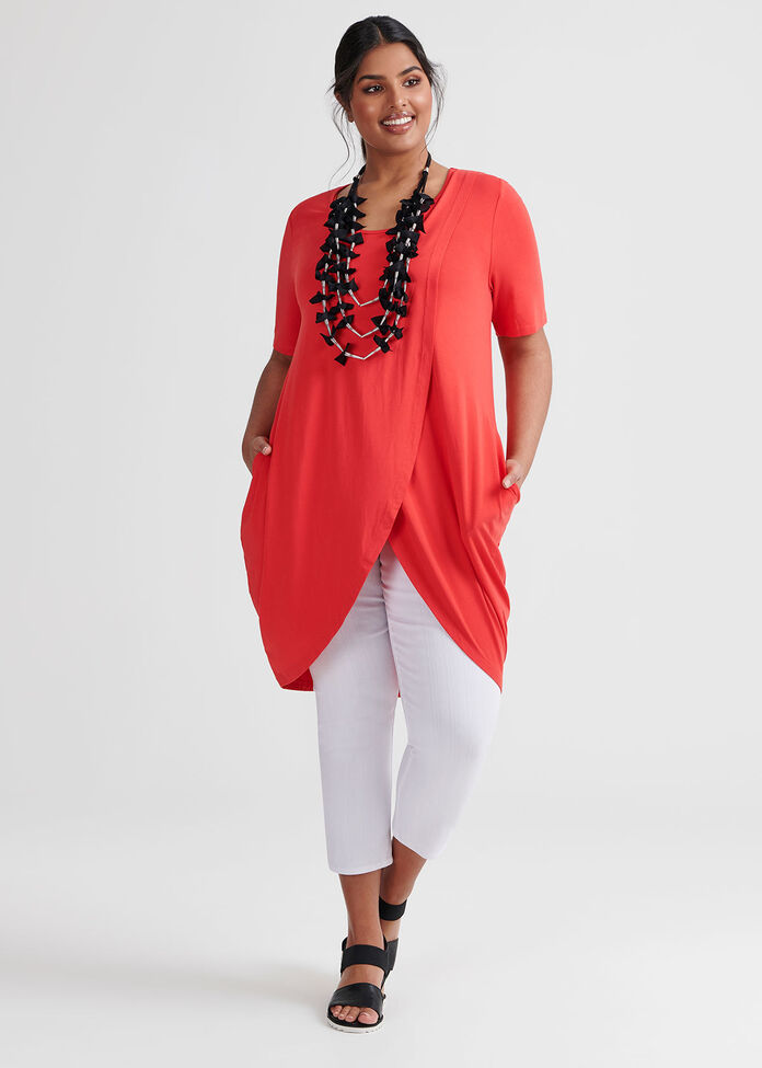 Bamboo Tempt Me Tunic, , hi-res