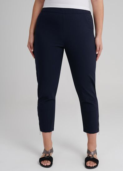 Ankle Zip Pant