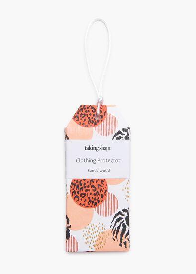 Clothing Protectors Circle Print