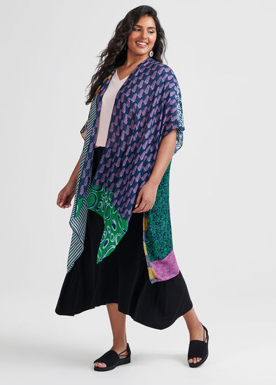 Patchwork Cape