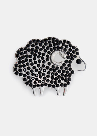 The Black Sheep Brooch