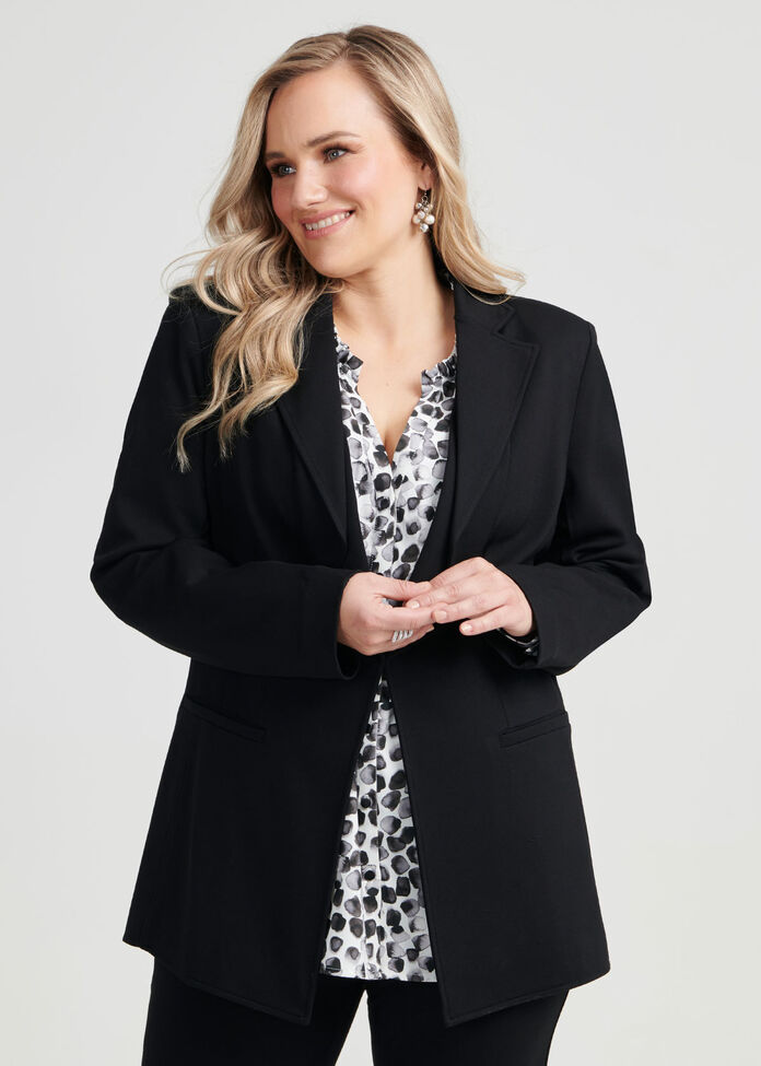 Gina Ponte Jacket, , hi-res