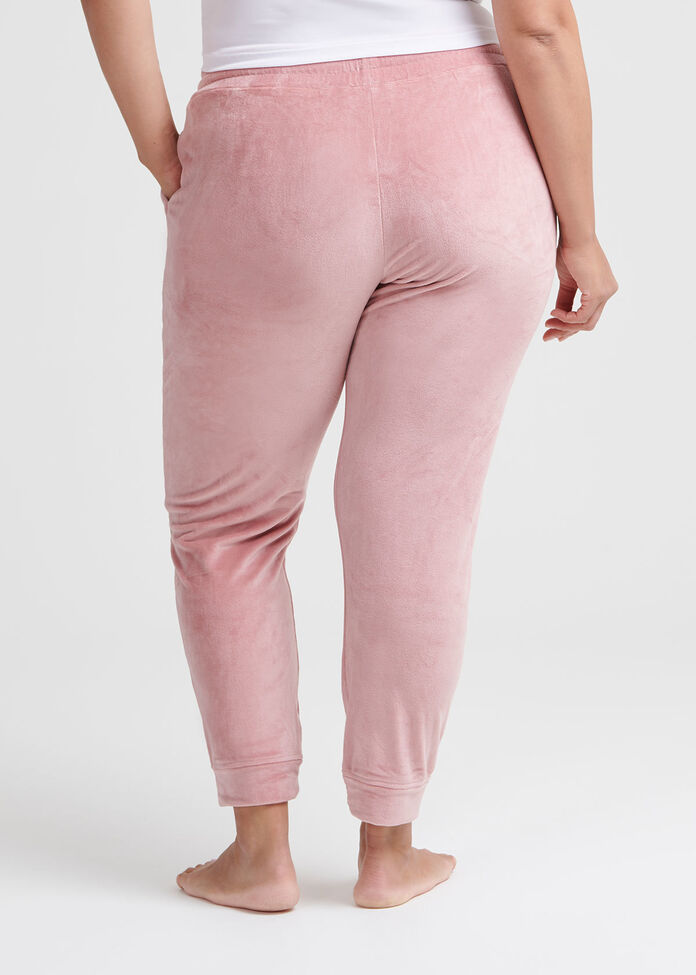 Plush Lounge Pant, , hi-res