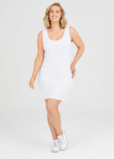 Luna Base Slip Body Dress