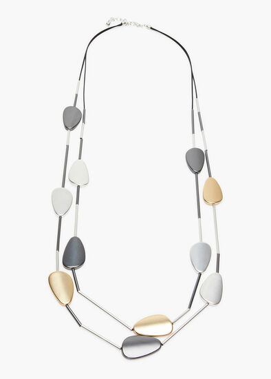 Tumbled Necklace