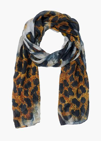 Going Rogue Silk Scarf