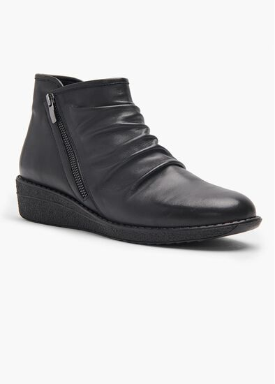 Tessa Wedge Ankle Boot