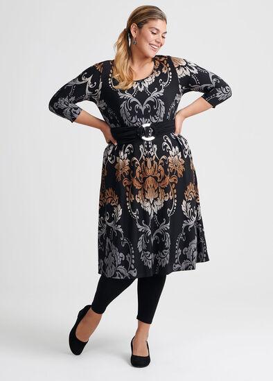 Paisley Vision Dress