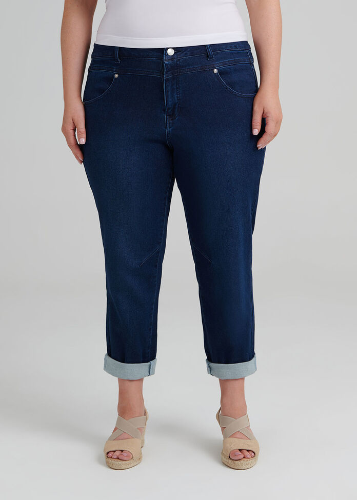 Petite Easy Fit Jean, , hi-res
