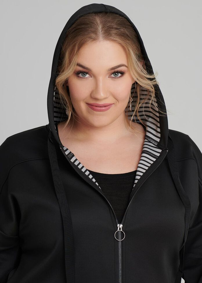 Winter Hooded Jacket, , hi-res