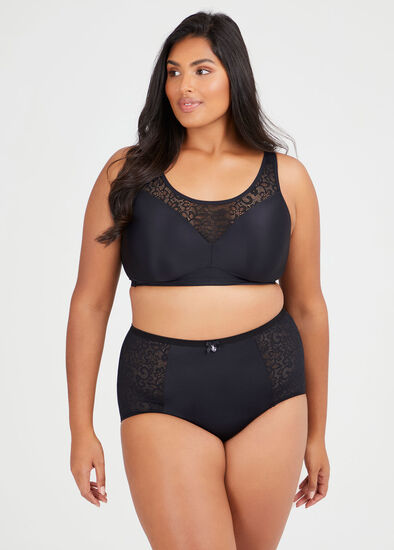Wirefree Comfort Lace Bra Sizes 20-24