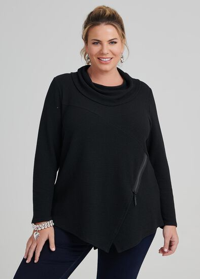 Zip Angles Top