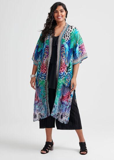 Dressed To Thrill Kimono