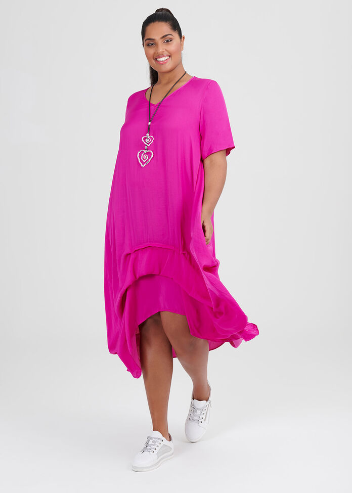 Sorrento Luxe Dress, , hi-res