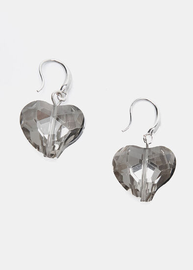 Evie Crystal Earrings