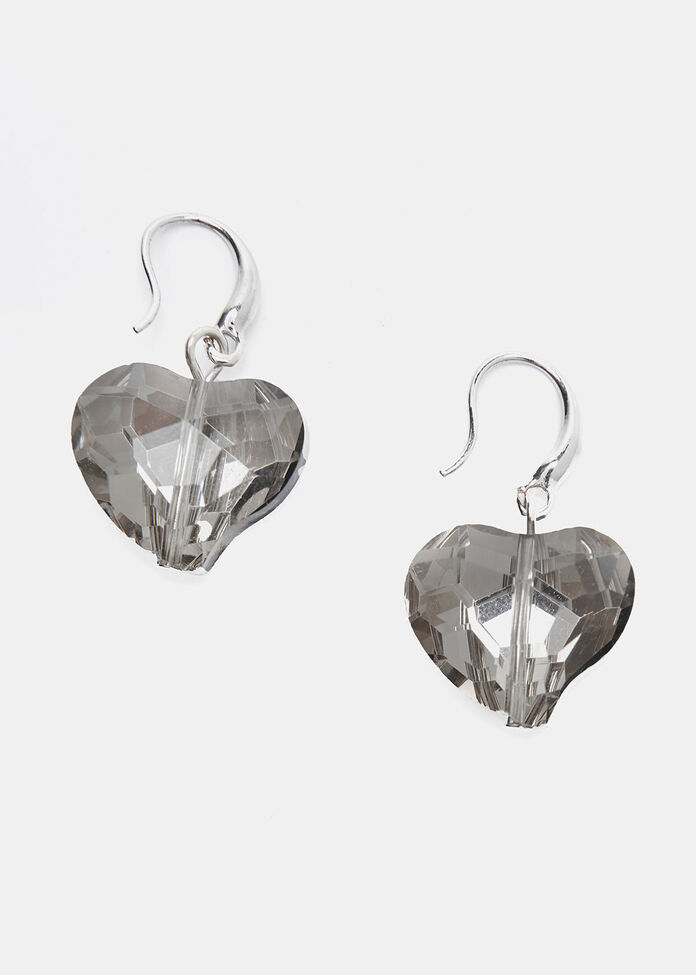 Evie Crystal Earrings, , hi-res