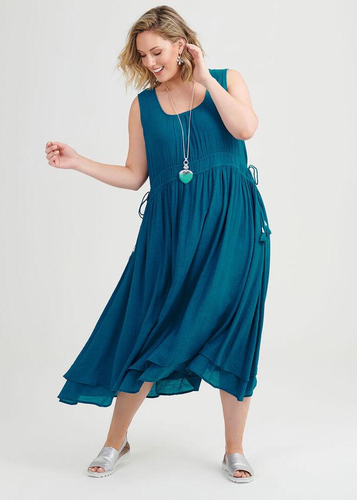 Sun Blazing Dress, , hi-res