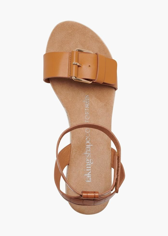 Belle Buckle Sandal, , hi-res