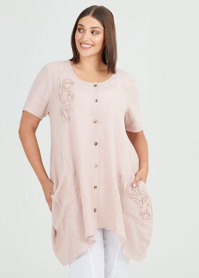 Only Love Linen Shirt