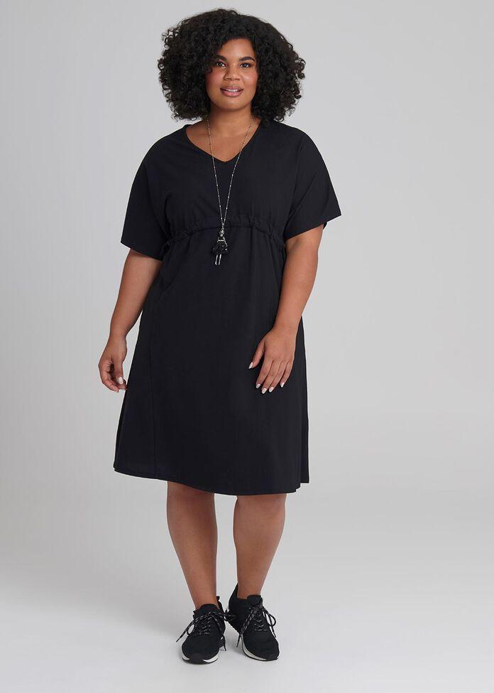 Cotton Rapture Dress, , hi-res