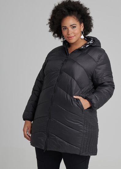 The Cocoon Puffer Jacket