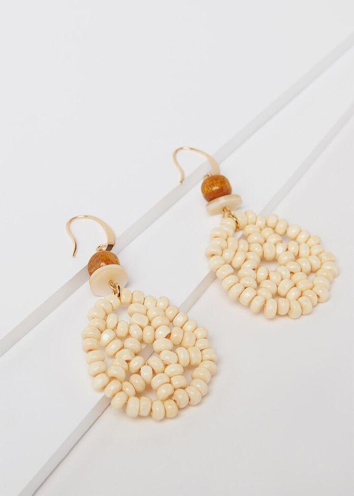 Natural Escape Earrings, , hi-res