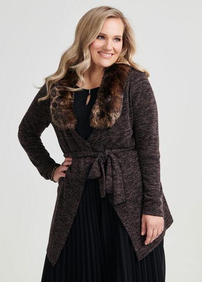 Ametrine Knit Cardi