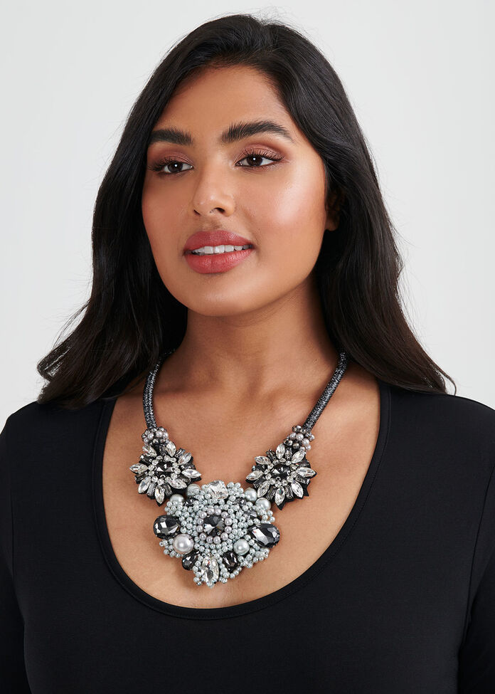 Make A Statement Necklace, , hi-res