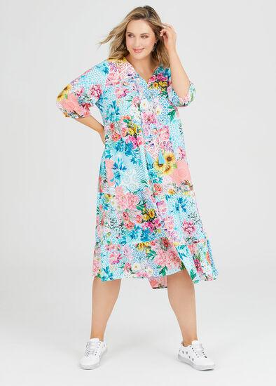Natural Prairie Dress